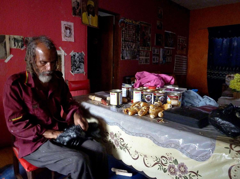 ETHIOPIA-RASTAFARIANS-CULTURE