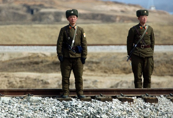 SKOREA-NKOREA-RAILWAYS