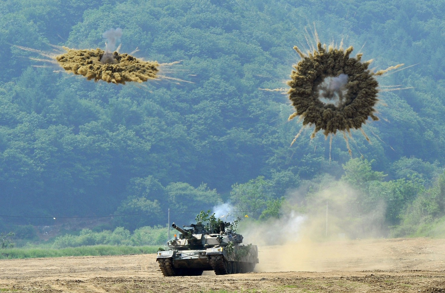 SKOREA-US-MILITARY-DRILL