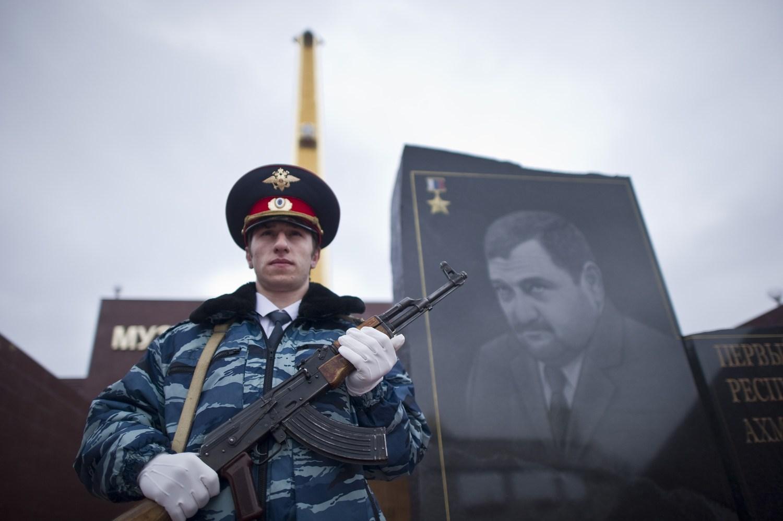 RUSSIA-KADYROV
