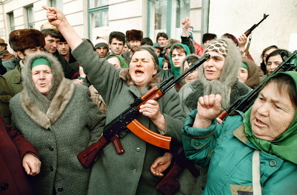 RUSSIA-CHECHNYA-CAUCASUS-UNREST