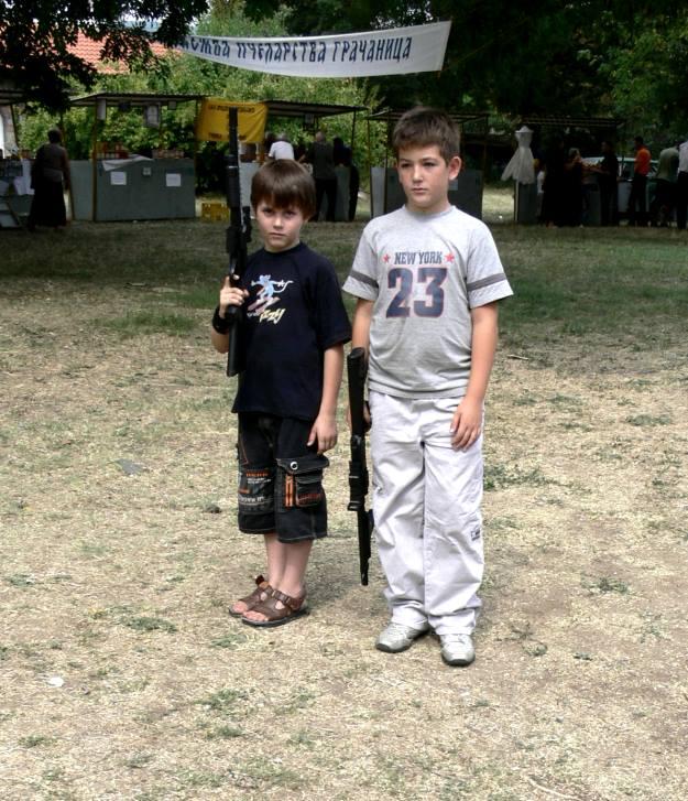 serbskie dzieci graczanica