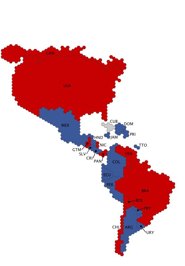 mapa odwiedzanych stron 2