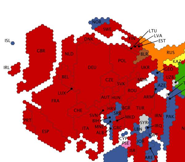 mapa odwiedzanych stron 3